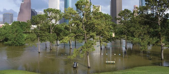 Multidisciplinary initiative yields forecasts of more Houston floods